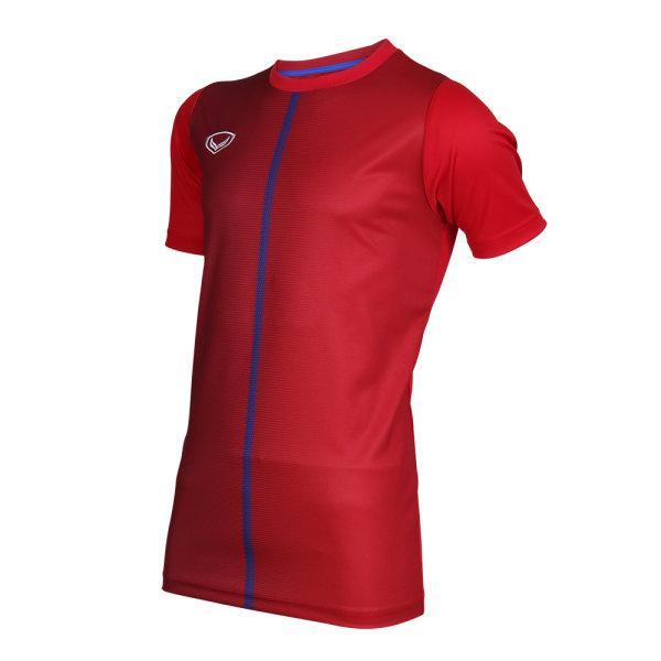 เสื้อกีฬา 2019 ตะกร้อชาย รหัส :038724(สีแดง)