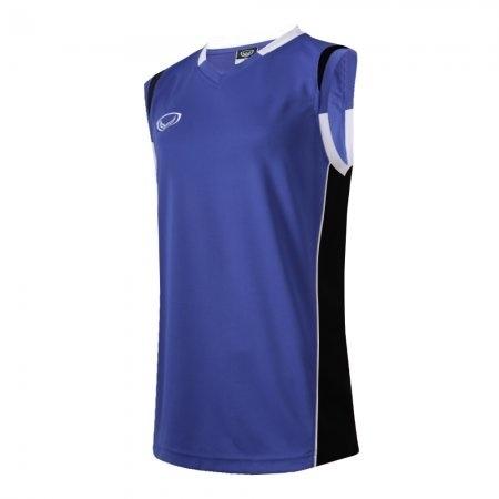 เสื้อบาสเกตบอลแกรนด์สปอร์ตหญิง(สีม่วง)รหัส:013153