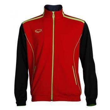 แกรนด์สปอร์ตเสื้อวอร์ม (แดงดำ) รหัสสินค้า : 016348