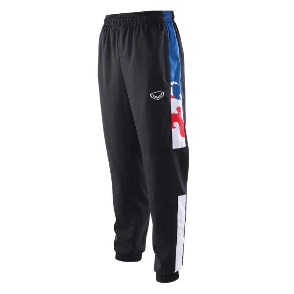 กางเกงแทร็คสูทแกรนด์สปอร์ต รหัส : 010020 (สีดำ)