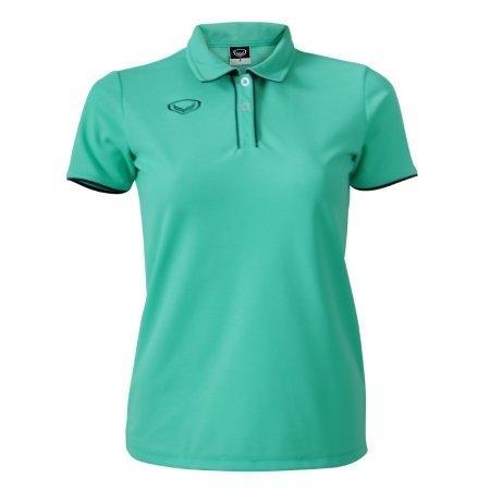 เสื้อโปโลหญิงแกรนด์สปอร์ต (สีเขียว)รหัสสินค้า : 012762