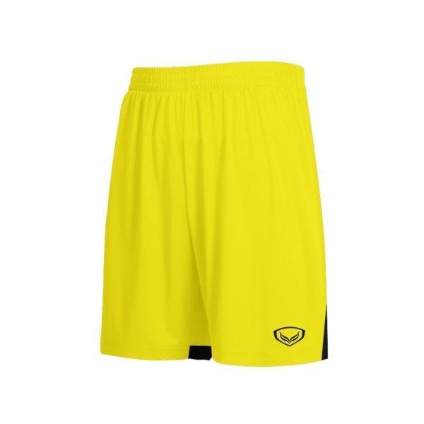 กางเกงกีฬาฟุตบอล แกรนด์สปอร์ต รหัส : 001542 (สีเหลือง)