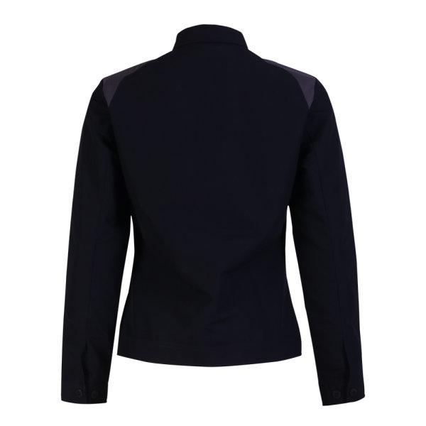 แกรนด์สปอร์ตเสื้อแจ็คเก็ต(หญิง) รหัสสินค้า : 020657 (สีดำ)