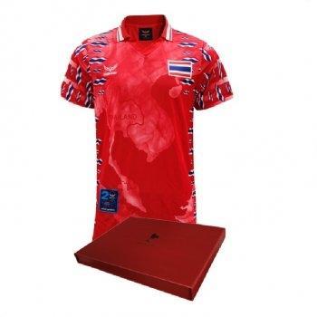 เสื้อฟุตบอลศักดิ์ศรีปฐพีไทย(สีแดง) รหัส : 038267