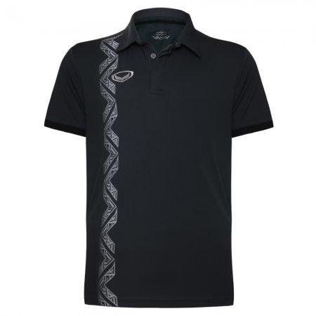 เสื้อโปโลทีมชาติ วอลเลย์บอลปี2018 (สีเทา) รหัส :023161