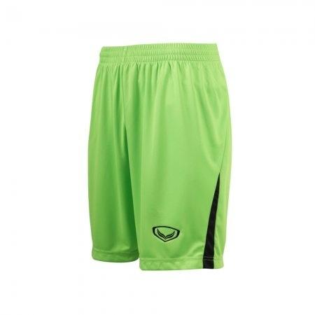 กางเกงฟุตบอลตัดต่อ แกรนด์สปอร์ต (สีเขียว) รหัส : 001527