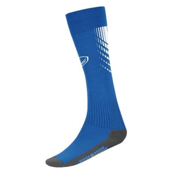 แกรนด์สปอร์ต ถุงเท้ากีฬาฟุตบอลทอลาย (สีน้ำเงิน) รหัส:025130