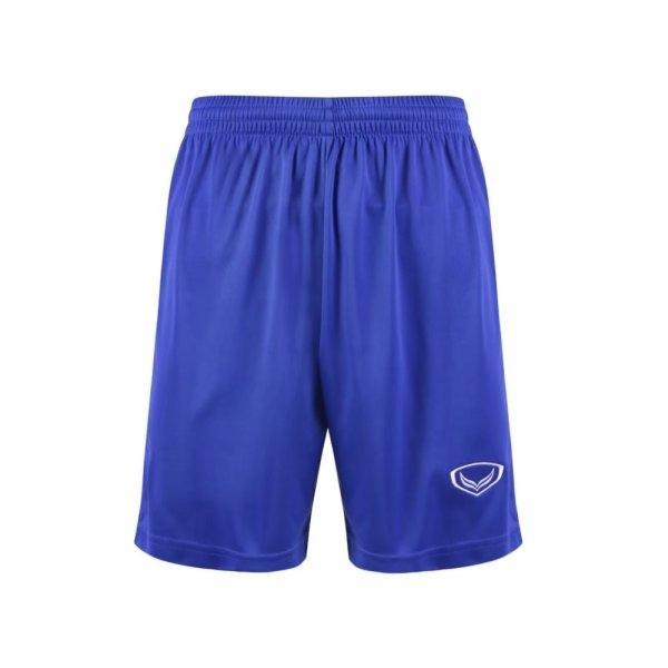 กางเกงกีฬาฟุตบอล แกรนด์สปอร์ต รหัส : 001543 (สีน้ำเงิน-ขาว)