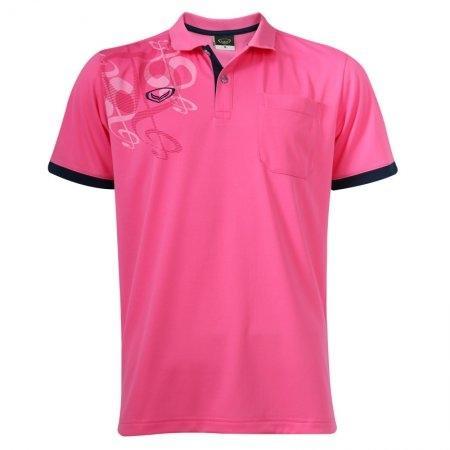 เสื้อโปโลชายแกรนด์สปอร์ต(สีบานเย็น) รหัส:012558