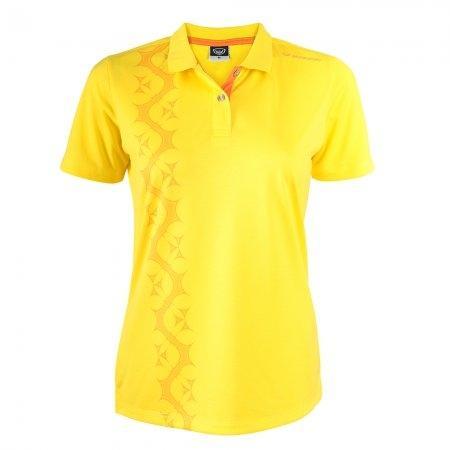 เสื้อโปโลหญิงแกรนด์สปอร์ต (สีเหลือง)รหัสสินค้า : 012766