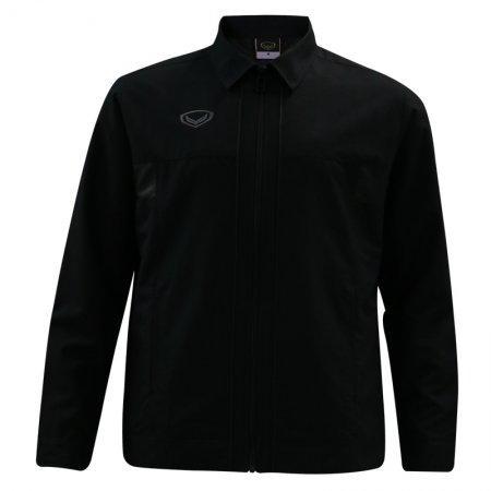 แกรนด์สปอร์ตเสื้อแจ็คเก็ต รหัส: 020642 (สีดำ)