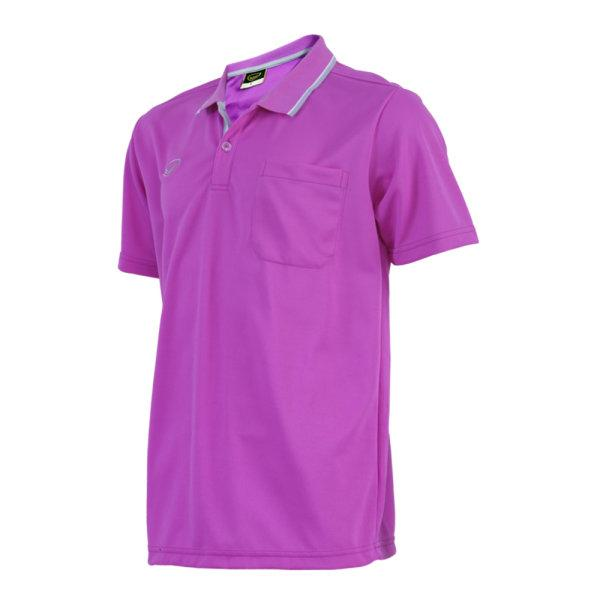 เสื้อโปโลชายสีม่วงแกรนด์สปอร์ต รหัส :012569