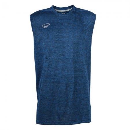 เสื้อกีฬาแขนกุด Grand pro (สีน้ำเงิน) รหัส :038295