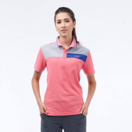 เสื้อโปโลแกรนด์สปอร์ต (สีโอรส)รหัสสินค้า : 012229