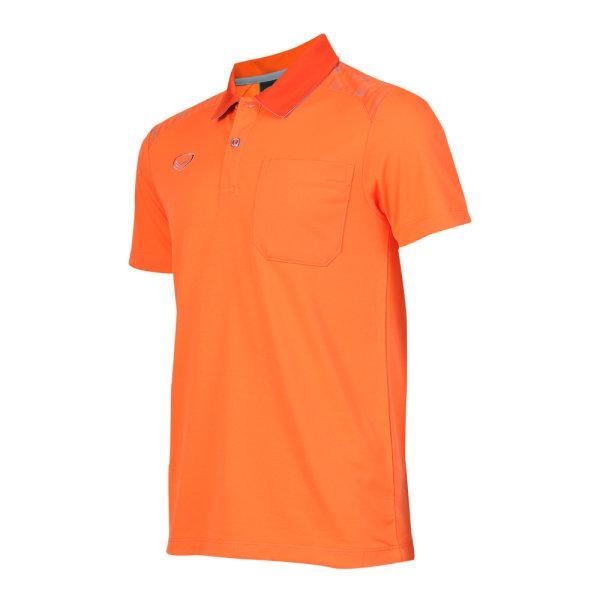 เสื้อโปโลชายแกรนด์สปอร์ต รหัส :012576 (สีส้ม)
