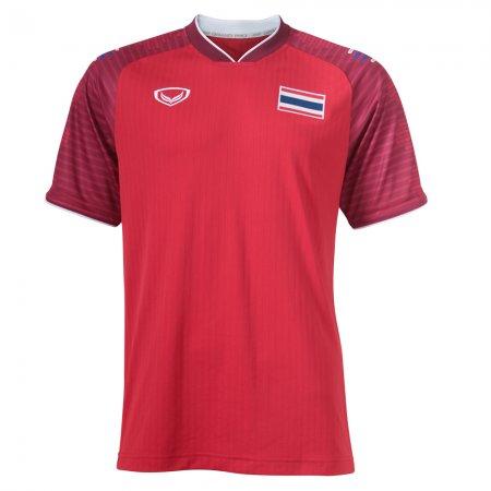 เสื้อฟุตบอลทีมชาติไทย เอเชียนเกมส์ 2018  (สีแดง) รหัส :038302
