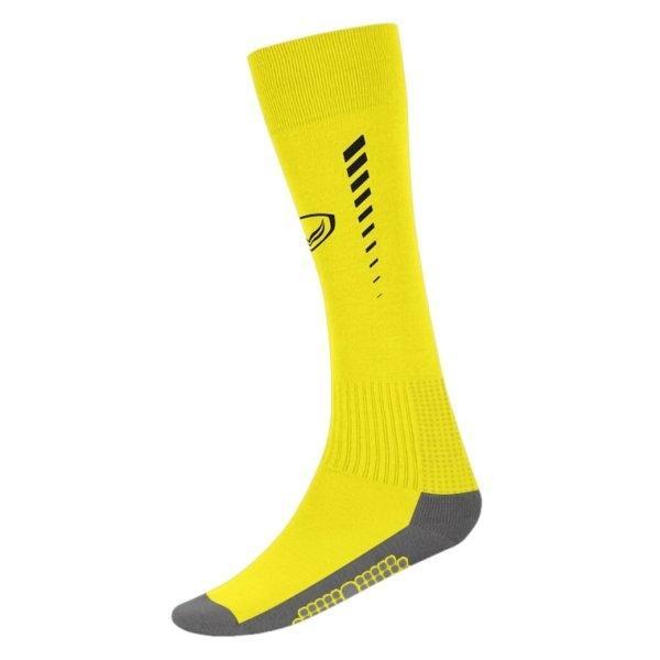ถุงเท้ากีฬาฟุตบอลทอลาย แกรนด์สปอร์ต (สีเหลือง)รหัสสินค้า : 025129