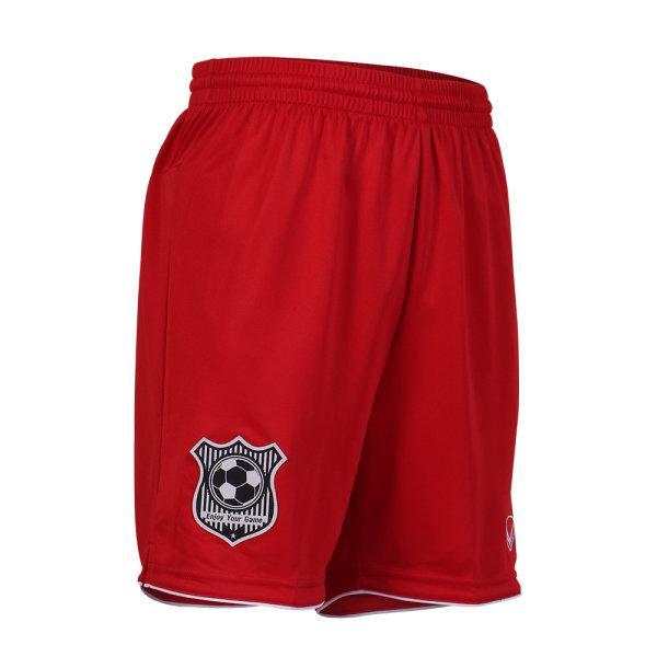 กางเกงฟุตบอลแกรนด์สปอร์ต รหัส : 037228 (สีแดง)
