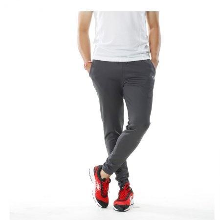 กางเกงขายาวแกรนด์สปอร์ต (ขาปล่อย) รหัส: 028477 (สีเทา)