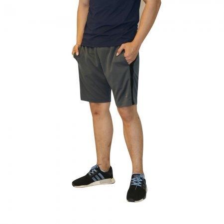 กางเกงขาสั้นชาย แกรนด์สปอร์ต รหัสสินค้า:028675(สีเทา)
