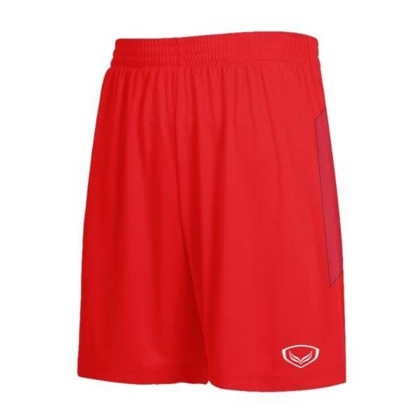 แกรนด์สปอร์ตกางเกงกีฬาฟุตบอล (สีแดง) รหัส :001464