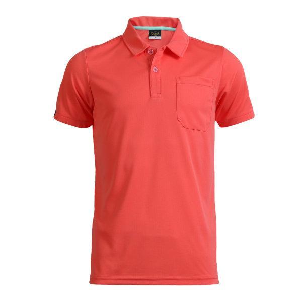 เสื้อโปโลชายแกรนด์สปอร์ต รหัสสินค้า : 012572 (สีส้ม)