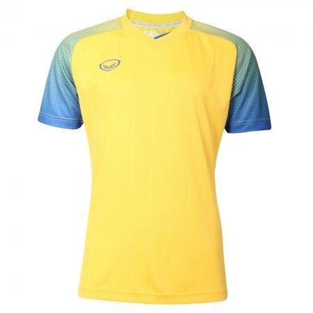 เสื้อฟุตบอล Grand pro (สีเหลือง) รหัส: 038299