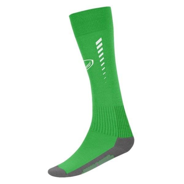 ถุงเท้ากีฬาฟุตบอลทอลาย แกรนด์สปอร์ต (สีเขียว)รหัสสินค้า : 025129