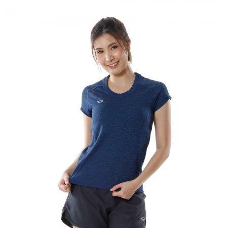 ชุดออกกำลังกาย แอโรบิค คอกลม รหัสสินค้า : 028361