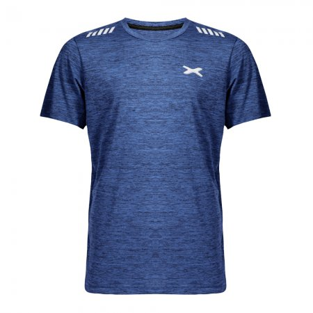 Men's XOLO Short sleeve T-shirt (Blue) Code:040001