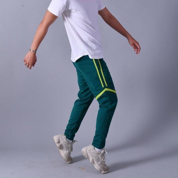กางเกงลำลองขายาวแกรนด์สปอร์ตรหัสสินค้า : 024086 (สีเขียว)