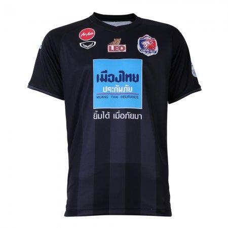 แกรนด์สปอร์ต เสื้อแข่งทีมท่าเรือ 2019(สีดำ) รหัส :038929