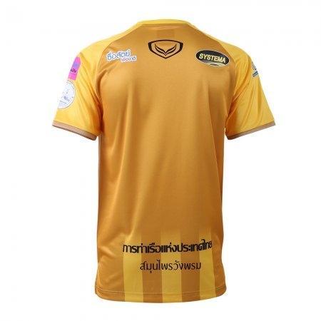 แกรนด์สปอร์ต เสื้อแข่งทีมท่าเรือ 2019(สีเหลือง) รหัส :038929