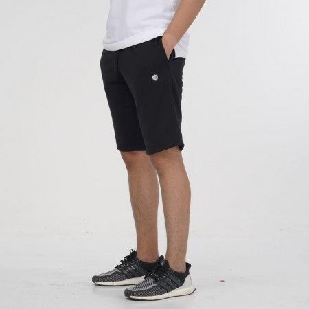 กางเกงลำลองขาสั้นรหัสสินค้า : 024080 (สีดำ)