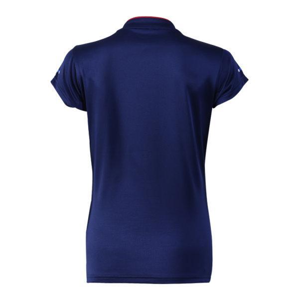 แกรนด์สปอร์ต เสื้อวอลเลย์บอลหญิงทีมชาติ 2019 รหัส:014281 (สีกรม)