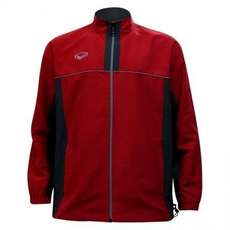 เสื้อแทร็คสูทแกรนด์สปอร์ต รหัส: 020194 (สีแดง)