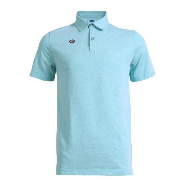 เสื้อโปโลชายแกรนด์สปอร์ต รหัสสินค้า : 012575 (สีเขียว)