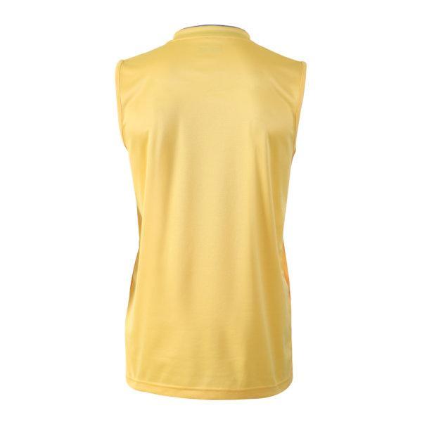 แกรนด์สปอร์ต เสื้อวอลเลย์บอลชาย ทีมชาติ 2019 รหัส:014277 (สีเหลือง)