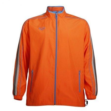แกรนด์สปอร์ตเสื้อแทร็คสูท (สีส้ม) รหัส:020182