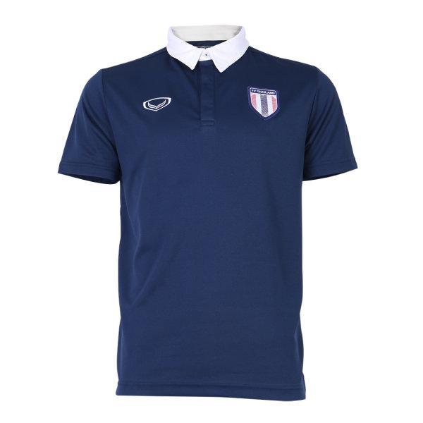 เสื้อโปโลคอปก FC THAILAND รหัส : 040813