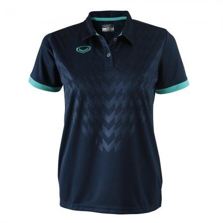 เสื้อโปโลหญิงแกรนด์สปอร์ต (สีกรม)รหัสสินค้า : 012761