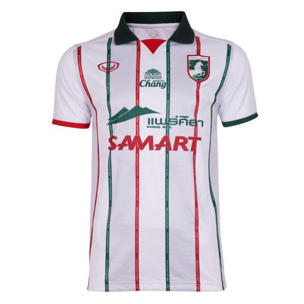 เสื้อฟุตบอลแพร่ยูไนเต็ด 2021 รหัส :038959 (สีขาว)