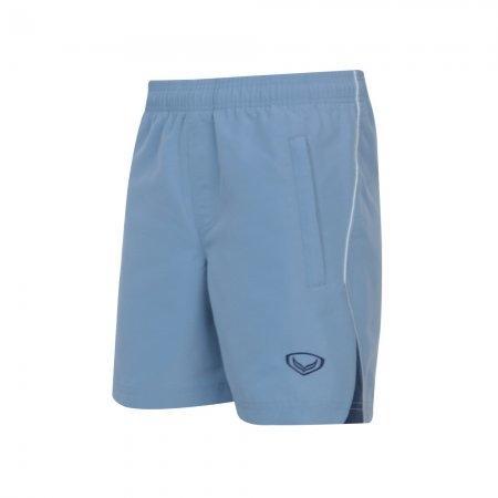 กางเกงขาสั้นแกรนด์สปอร์ต (สีเทาอมฟ้า) รหัสสินค้า : 002192