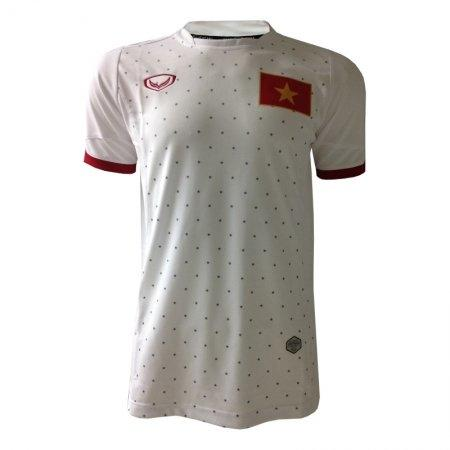 แกรนด์สปอร์ตเสื้อกีฬาฟุตบอลเวียดนาม(สีขาว) รหัส:038230