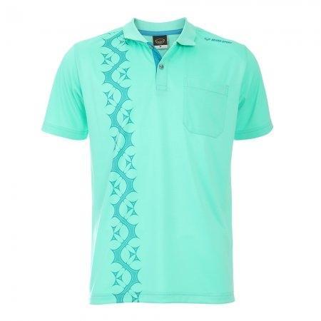 เสื้อโปโลชายแกรนด์สปอร์ต (สีเขียว)รหัสสินค้า : 012566