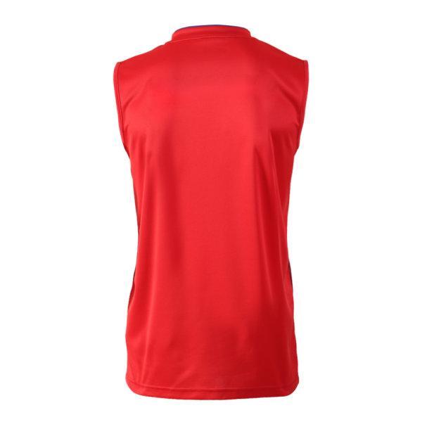 แกรนด์สปอร์ต เสื้อวอลเลย์บอลชาย ทีมชาติ 2019 รหัส:014277 (สีแดง)