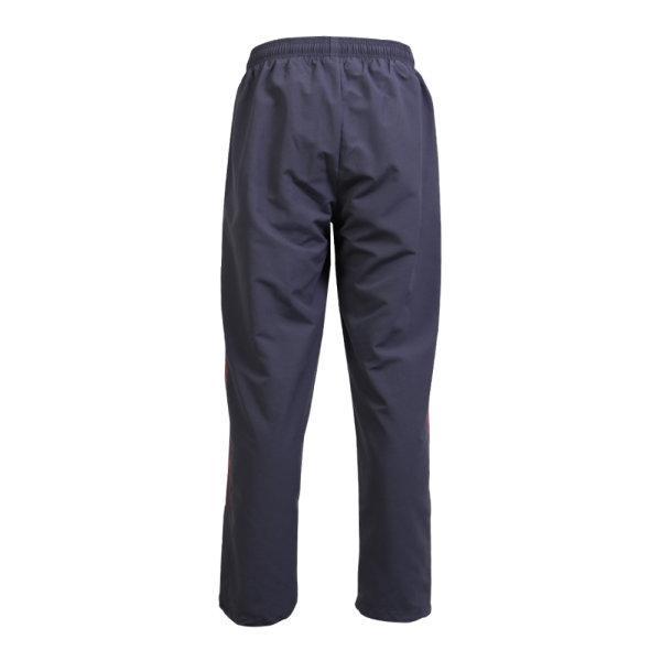 กางเกงแทร็คสูทแกรนด์สปอร์ต (สีเทาส้ม) รหัส: 010209