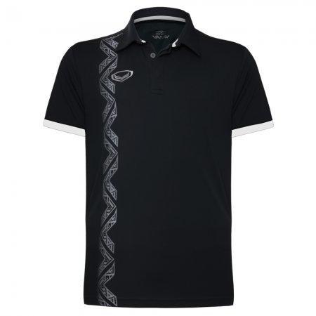 เสื้อโปโลทีมชาติ วอลเลย์บอลปี2018 (สีดำ) รหัส :023161