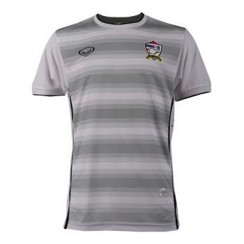 แกรนด์สปอร์ตเสื้อประตูฟุตบอลทีมชาติไทย รหัสสินค้า : 038229 (สีขาว)