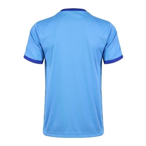 แกรนด์สปอร์ตเสื้อกีฬาฟุตบอล รหัสสินค้า : 011464 (สีฟ้า)